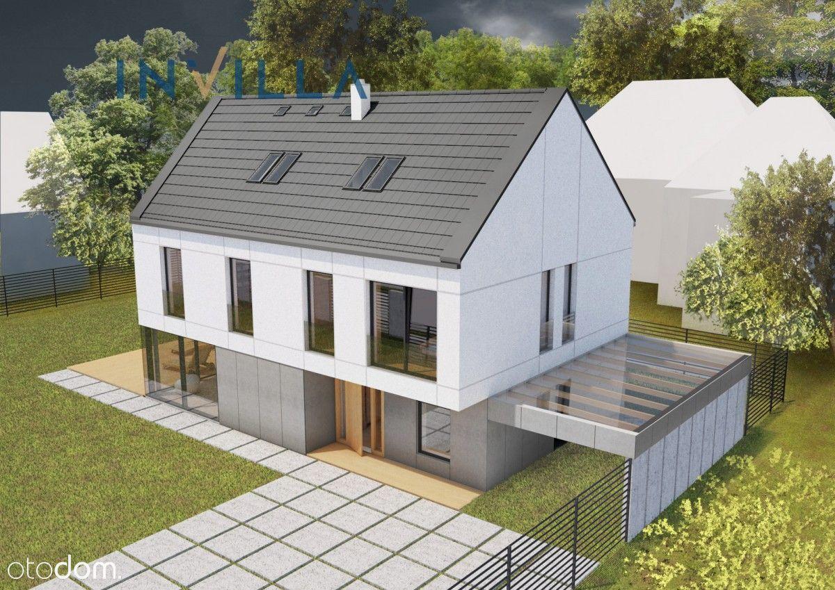 Nowy dom w Górnym Sopocie tuż przy lesie!