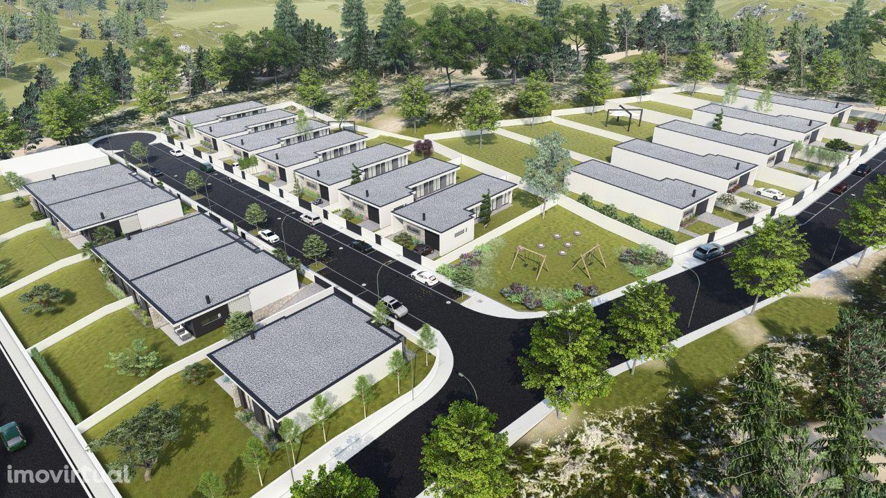 Urbanização da Veiga - Coucieiro