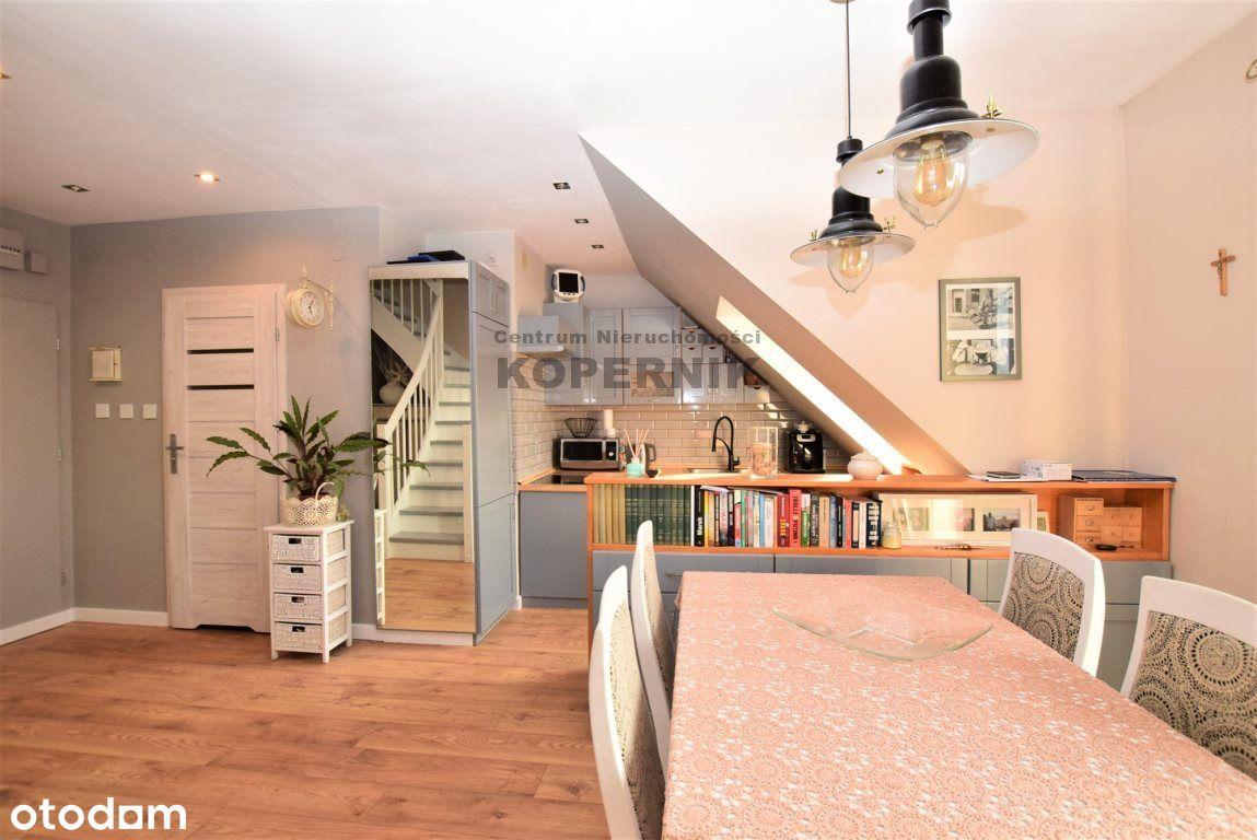 Dwupoziomowe mieszkanie 3 pokojowe z klimatyzacją