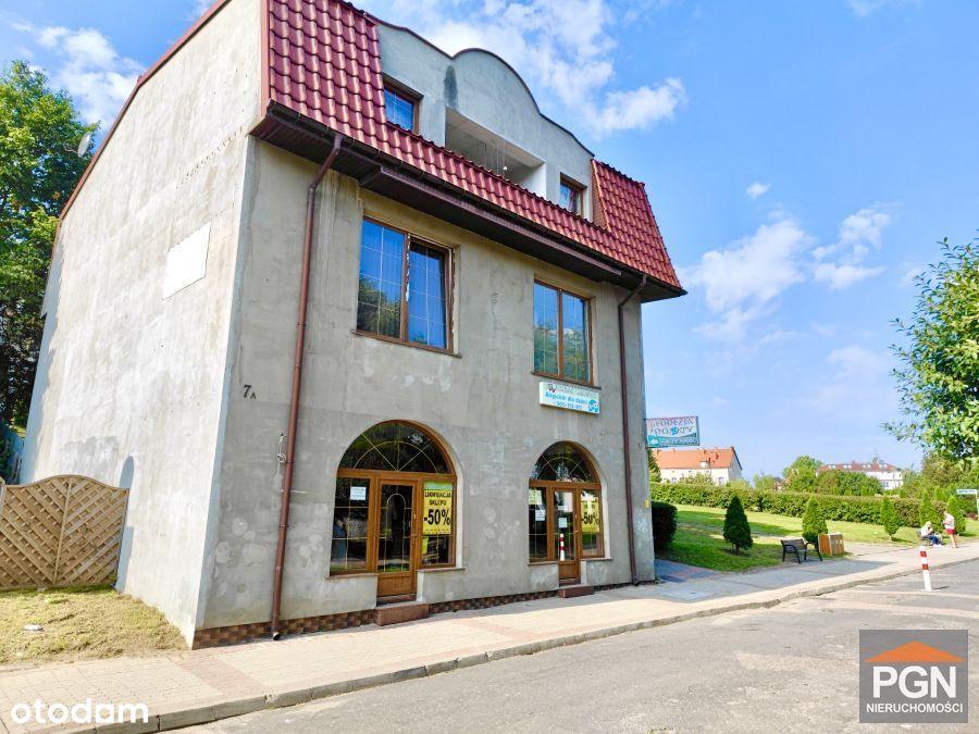 Budynek mieszkalno-usługowy, ścisłe centrum Kamien