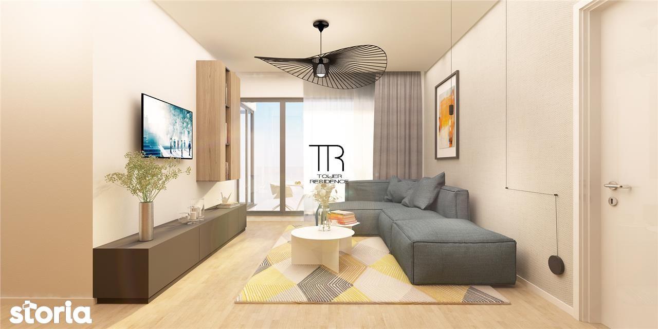 Apartament 3 Camere 79 mp Sos Salaj Sector 5 Incalzire pardoseala