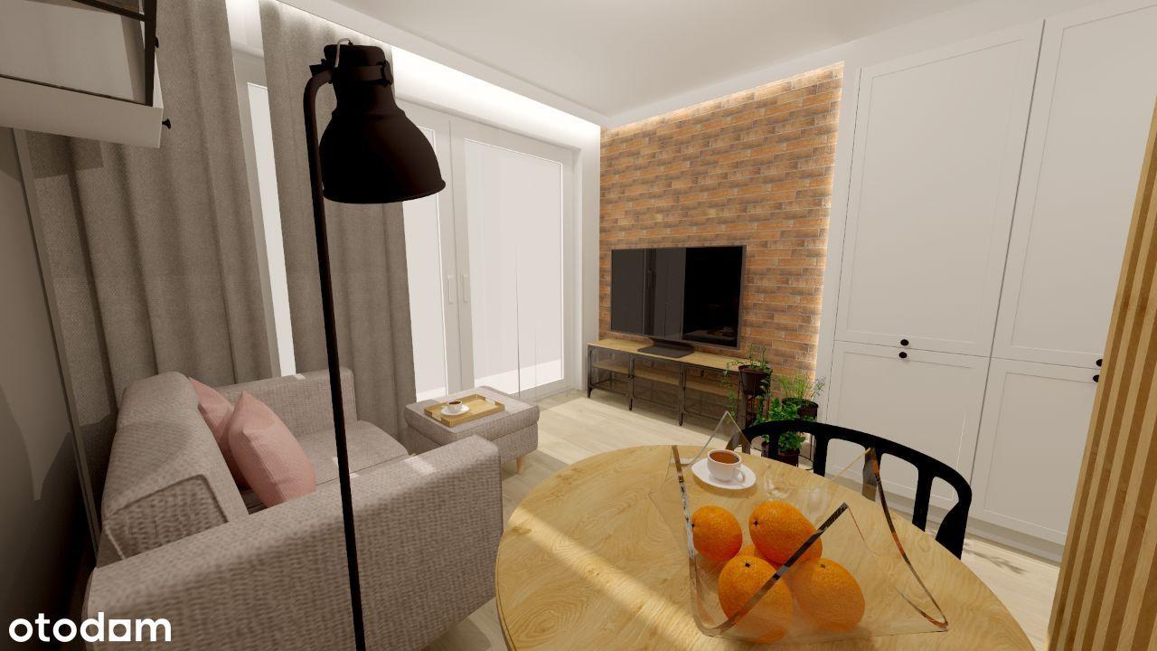 Gotowe-Mieszkanie na Parterze+ogród+m.postojowe