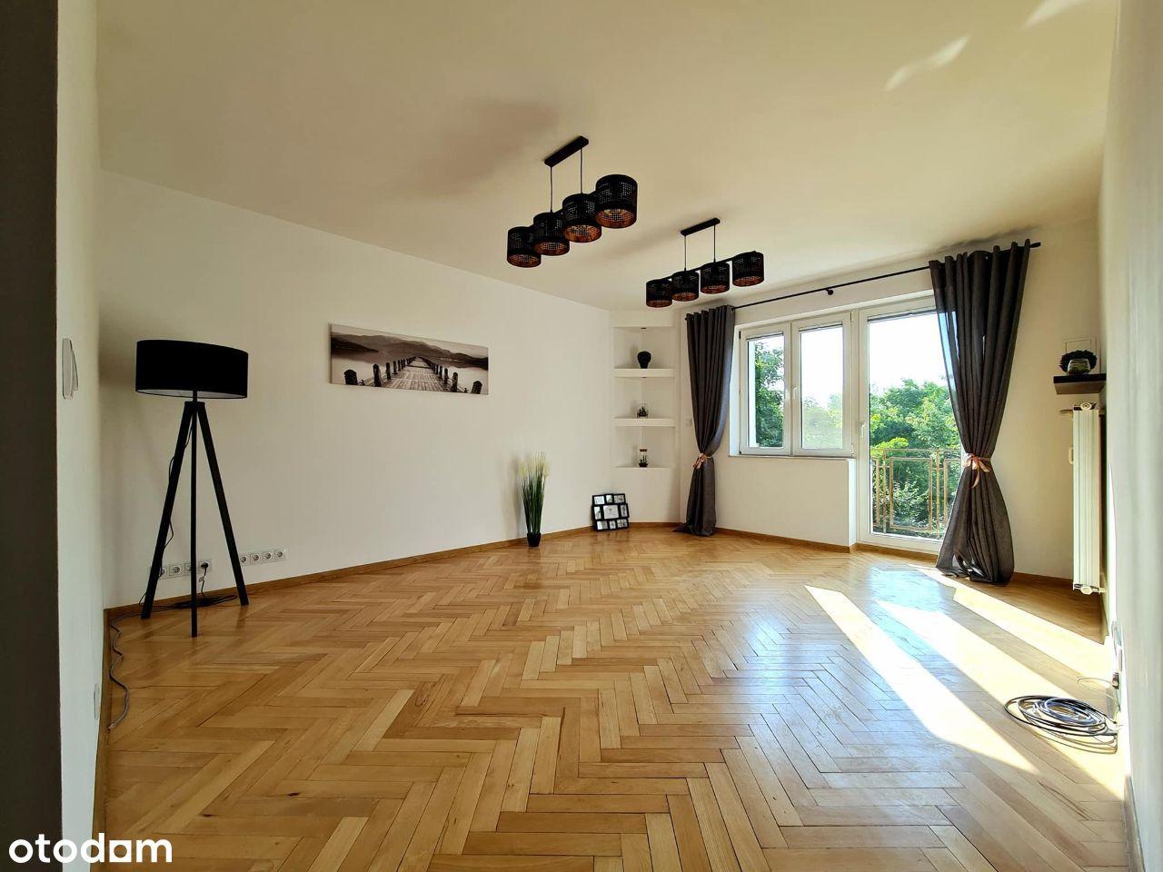 Mieszkanie 62 m2 3-pokoje Duży balkon Dzielna
