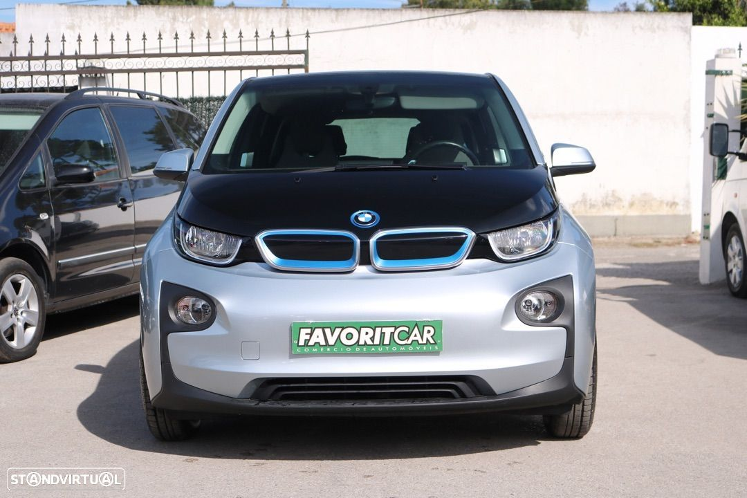 BMW i3 +Comfort Package Advance - 5