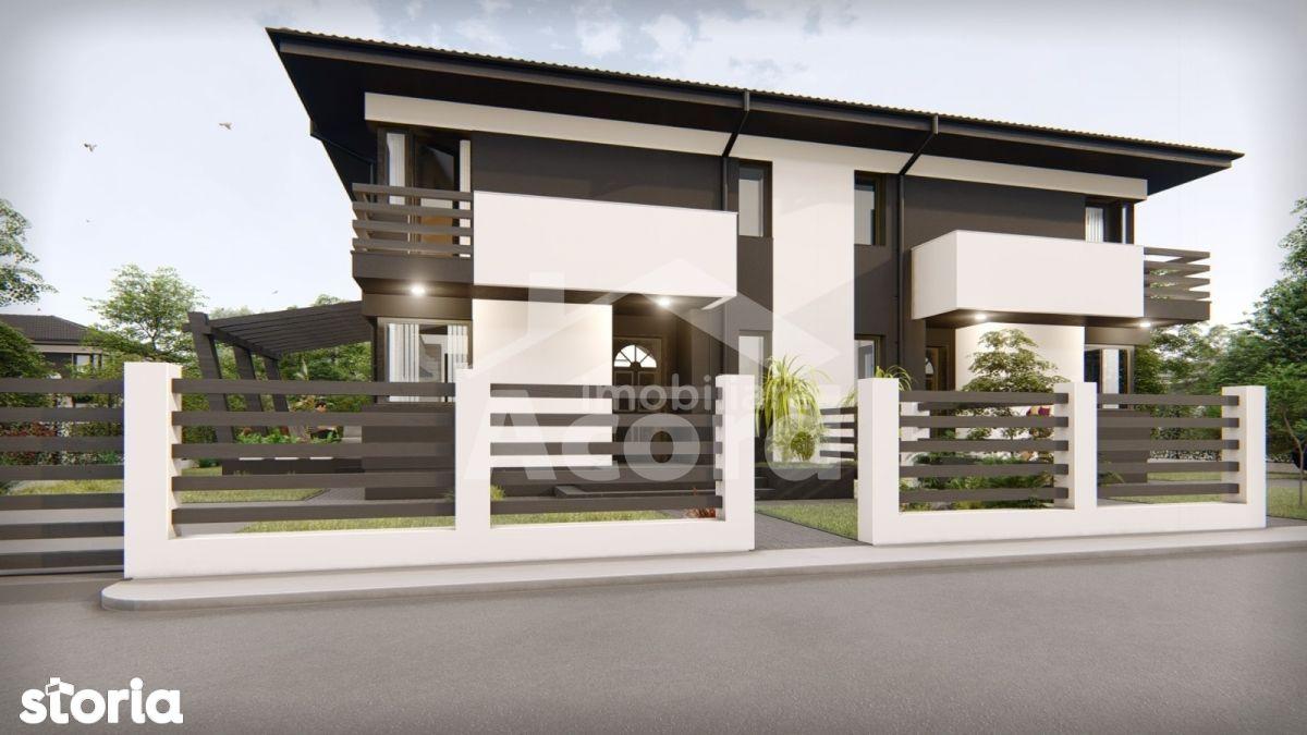 Vila tip Duplex , 4 camere, Miroslava, 99.000€