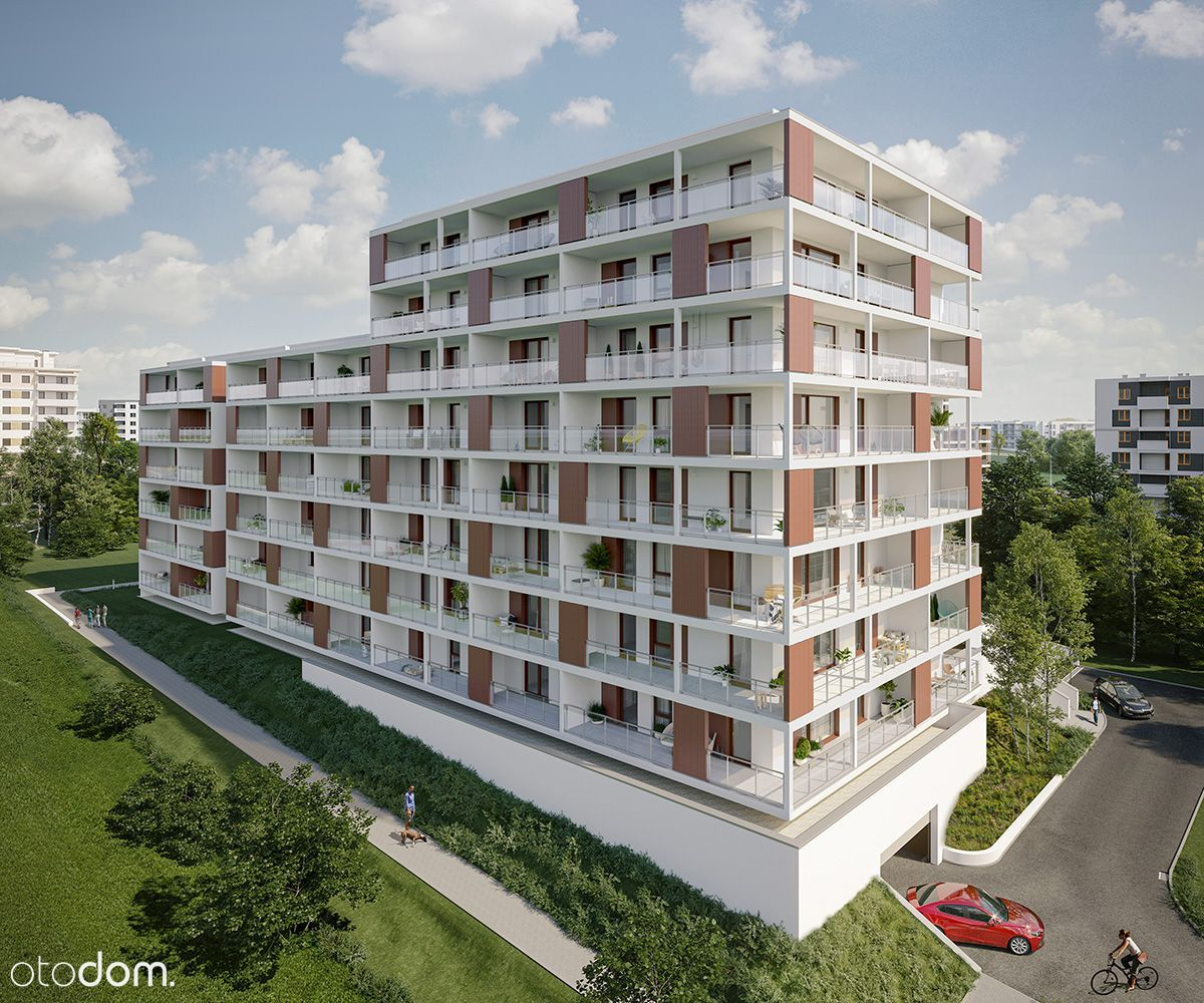 Mieszkanie w inwestycji Nowa Jantarowa, B1M5