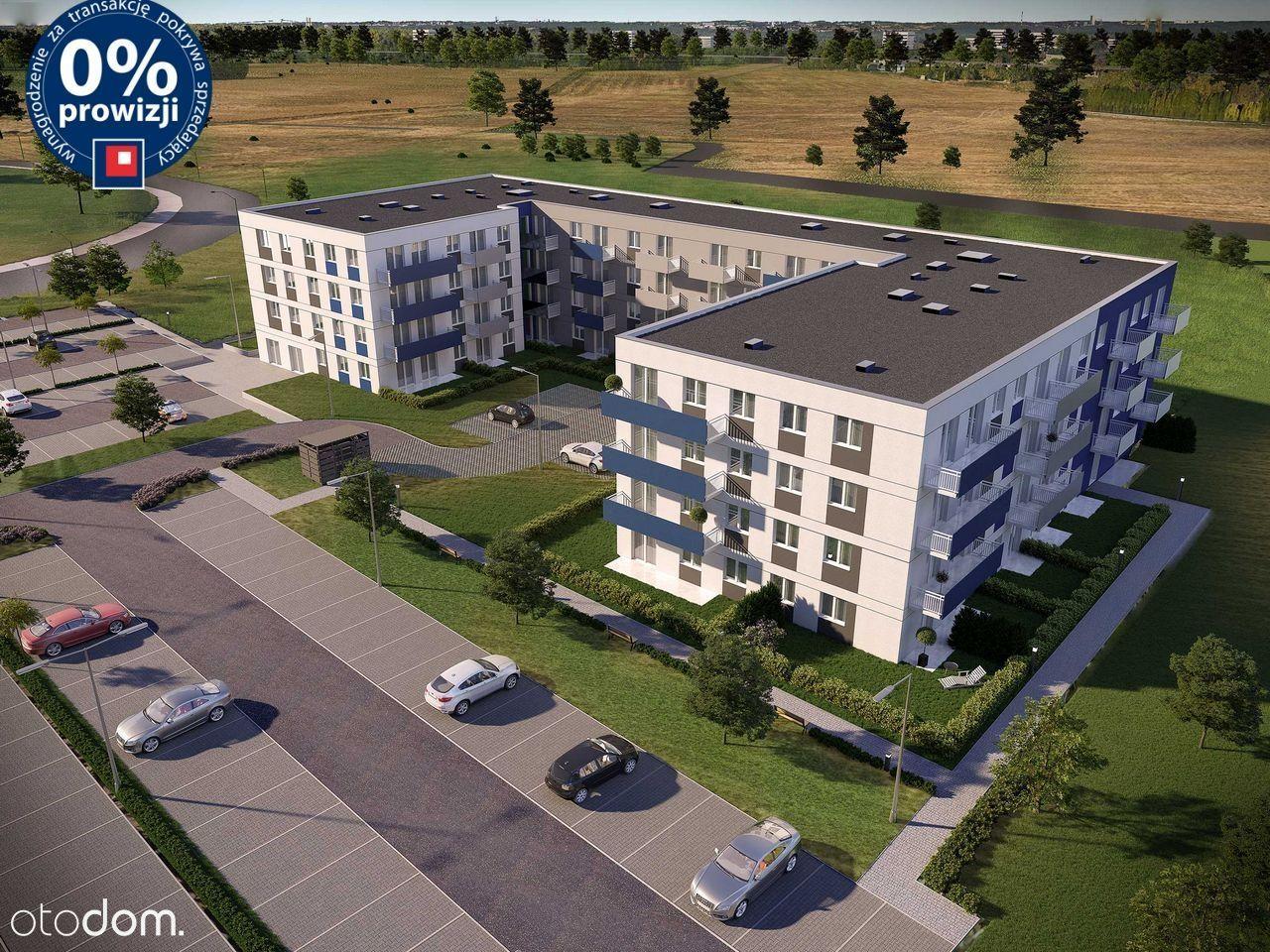 Mieszkanie, 42,58 m², Mikołów