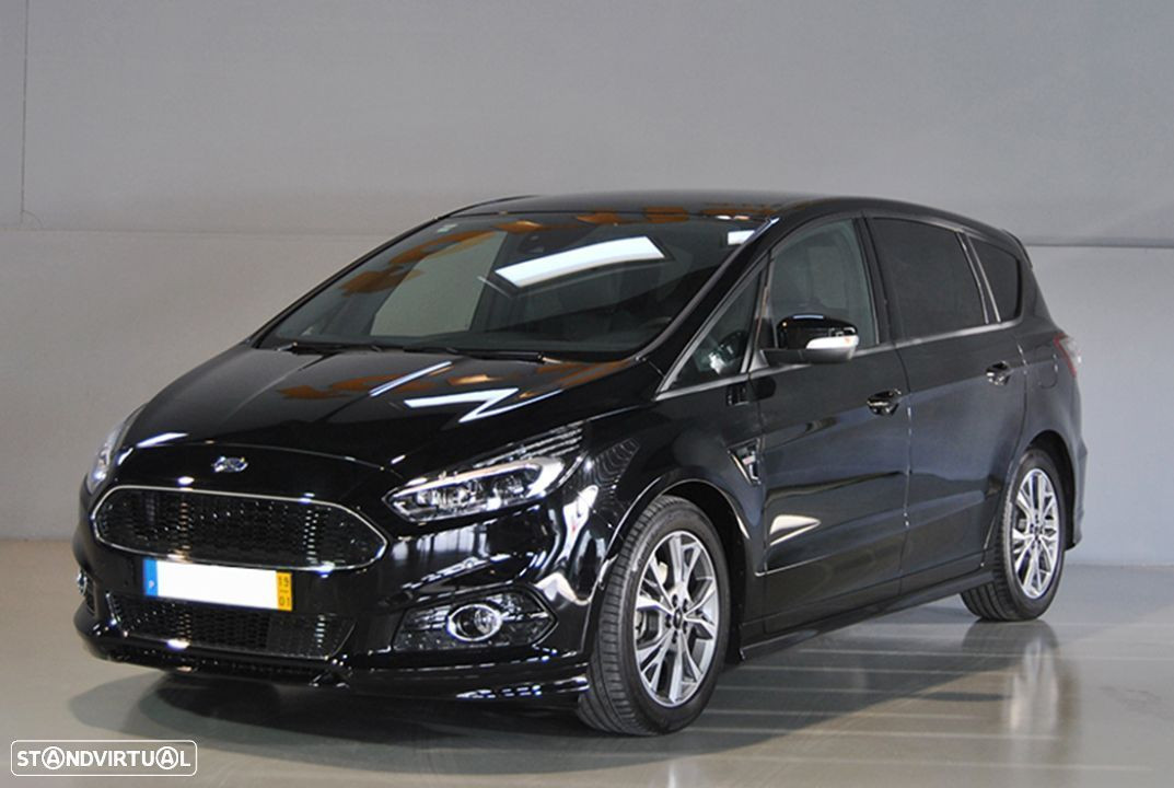 Ford S-Max 2.0 TDCi ST-Line Powershift - 49