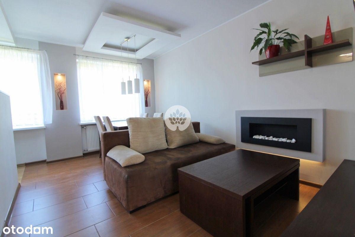 Komfortowe, trzypokojowe mieszkanie na Szwederowie