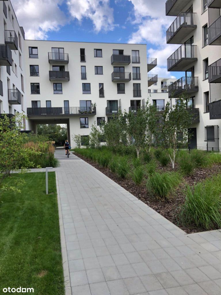 Saperska 2 pokoje nowy etap 2021 dwa balkony