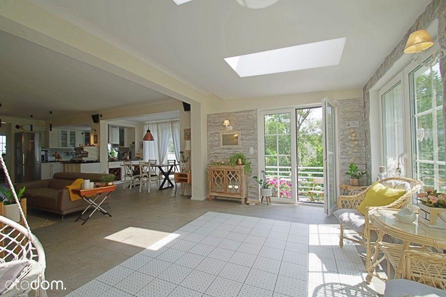 Piękny nowiutki dom wykończony umeblowany 2020r