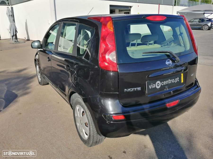 Nissan Note 1.5 DCi Acenta - 3