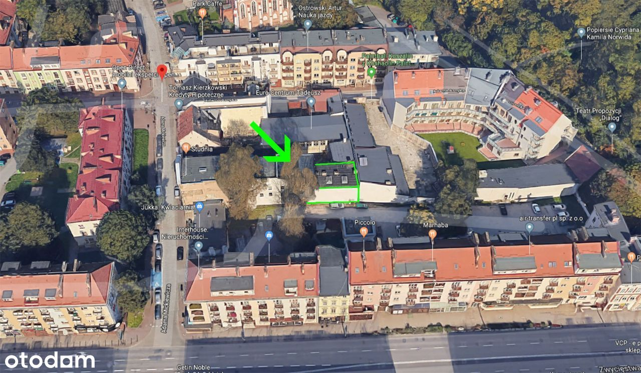 Lokal użytkowy, Koszalin, Centrum