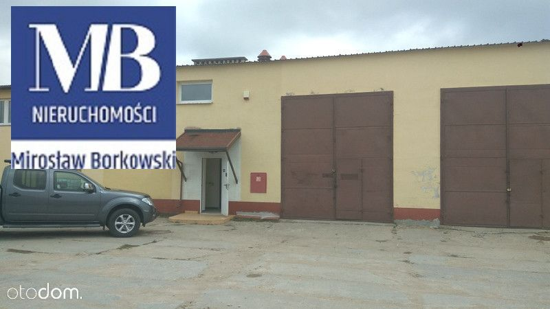 Magazyn - Gdańsk Kiełpinek