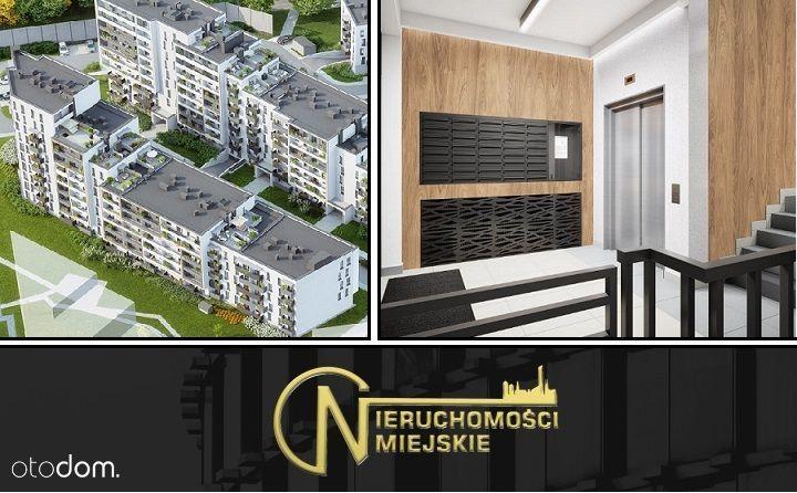 DUŻE 4 pok*Mieszkanie przy CENTRUM Taras+2 balkony
