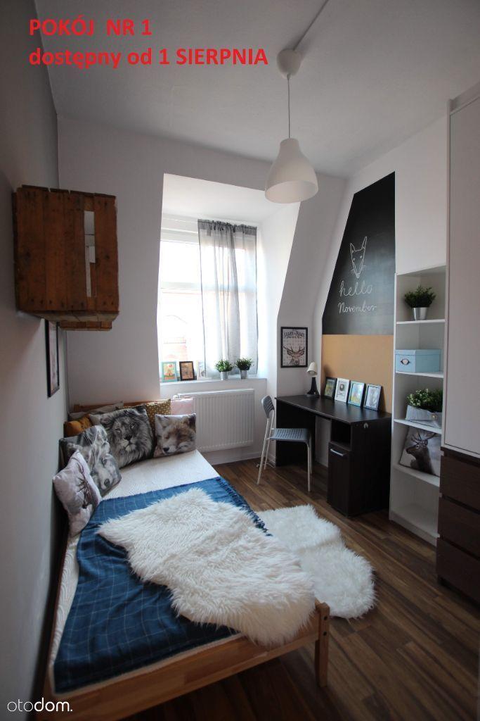 3 Ładne Pokoje w Centrum Poznania od 1 WRZEŚNIA