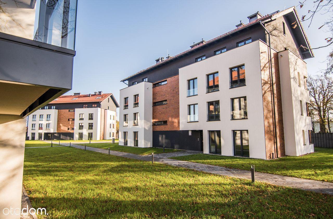 Mieszkanie 3-pokojowe z ogródkiem (D4)