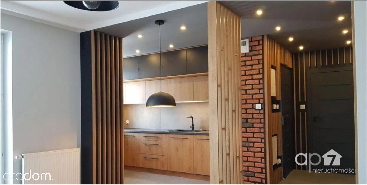 Nowoczesne mieszkanie 2-pokojowe w loftowym stylu