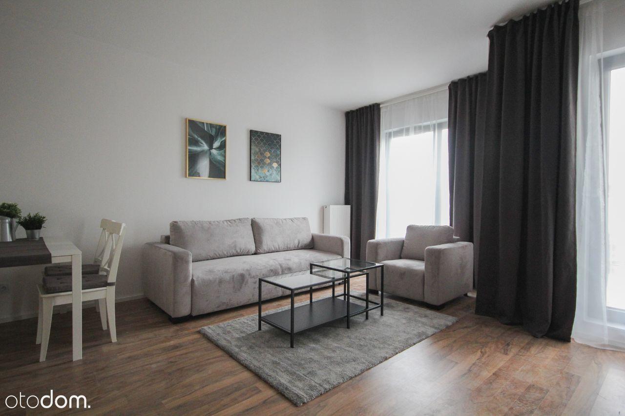 2 pokojowe, jasne mieszkanie w nowym apartamentowc