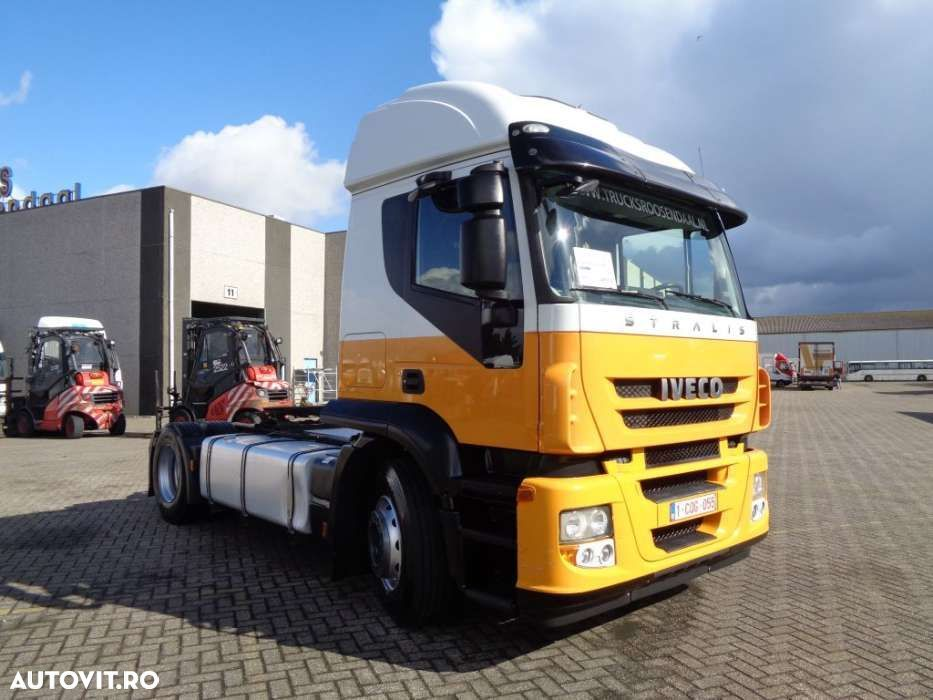 Iveco Stralis 360 + Euro 5 + Airco + 5 In stock - 3