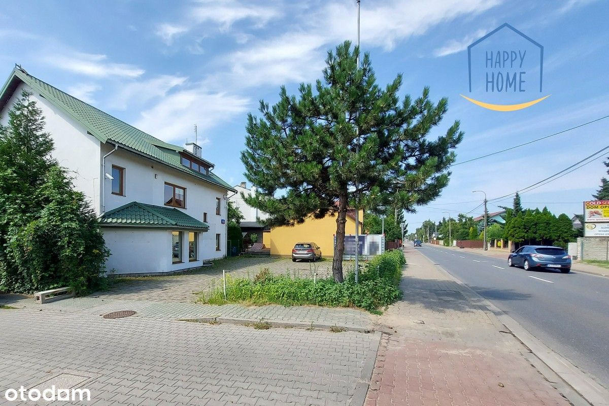 Bielany, dom wolnostojący ul. Arkuszowa