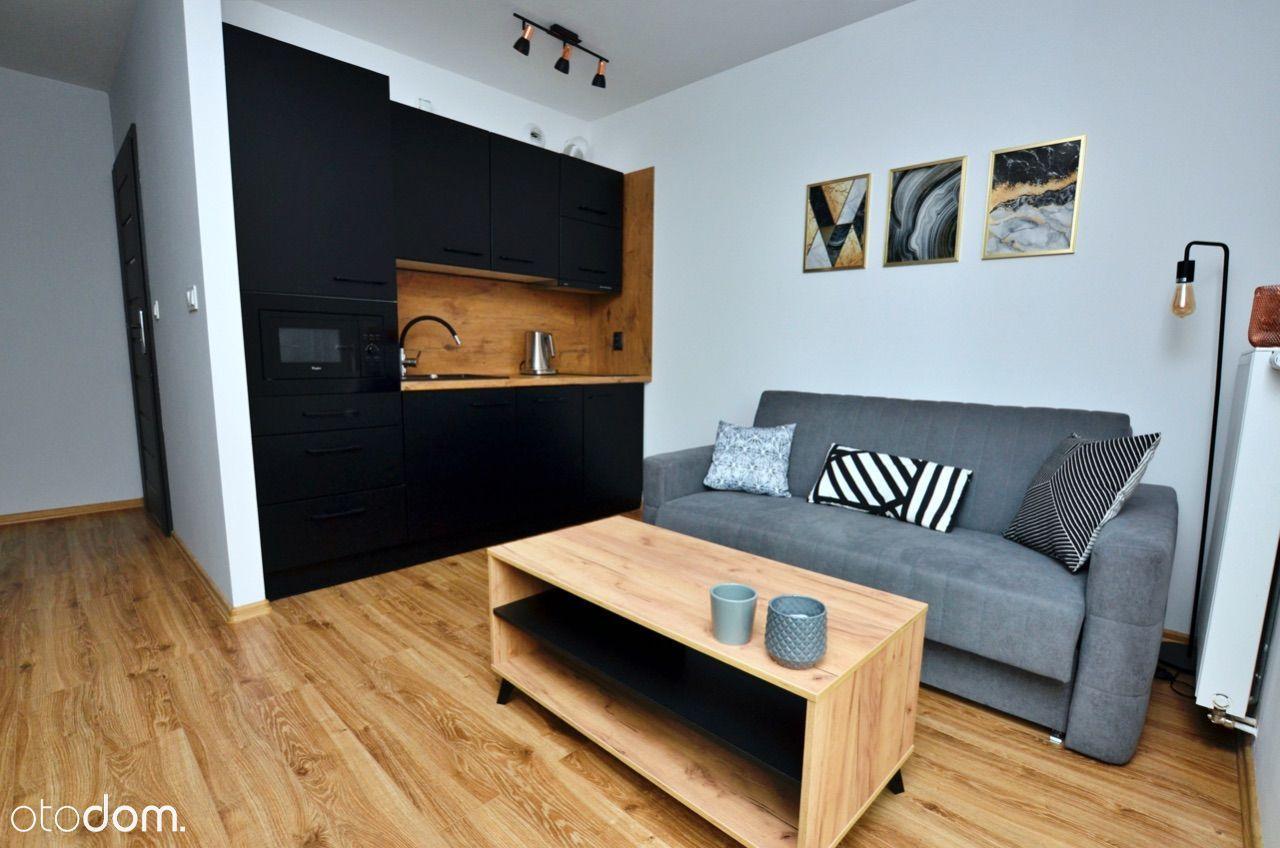 Polaka 14, 2 pokojowy apartament, wyposażone