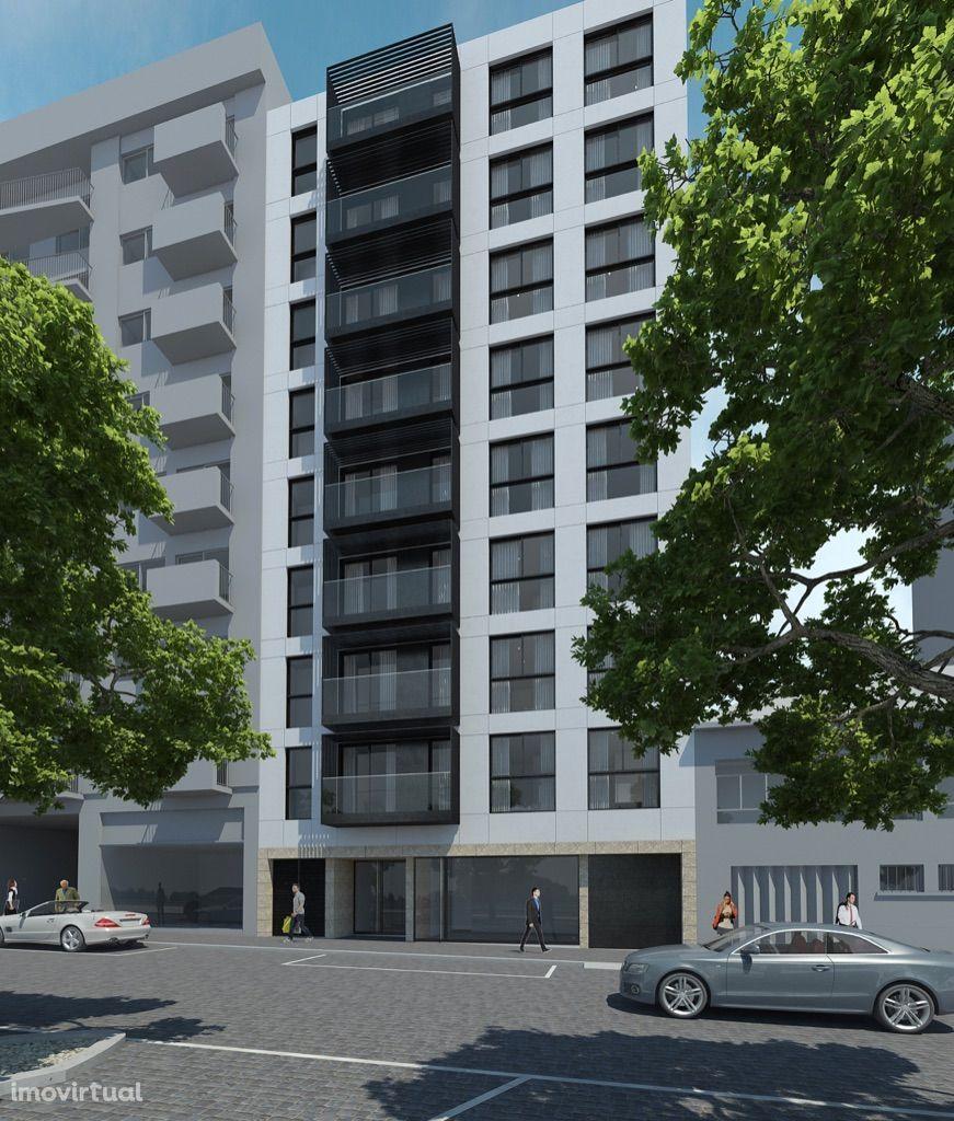 NOVO Apartamento T3 | Matosinhos Center | Matosinhos