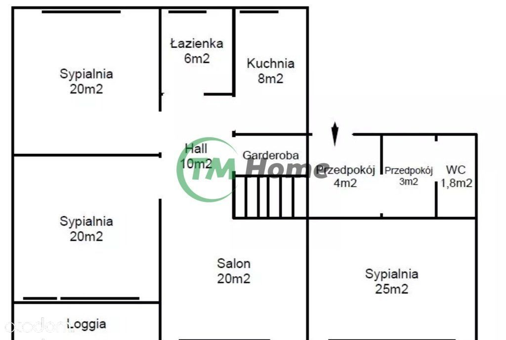 Racławicka, 4-pokoje, 113m2