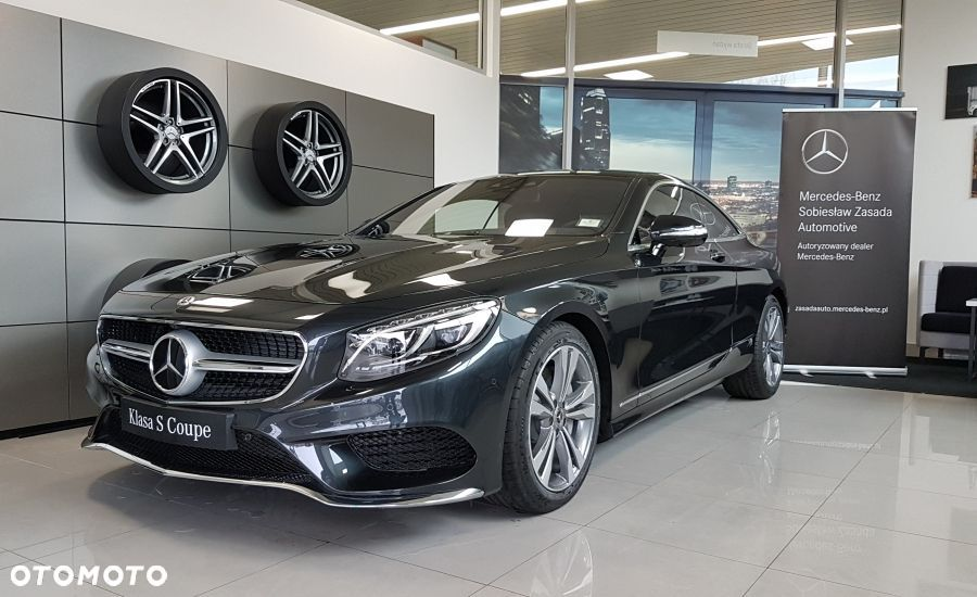 Mercedes-Benz Klasa S S560 4MATIC Coupe Pakiet AMG ! Super Cena!! - 2