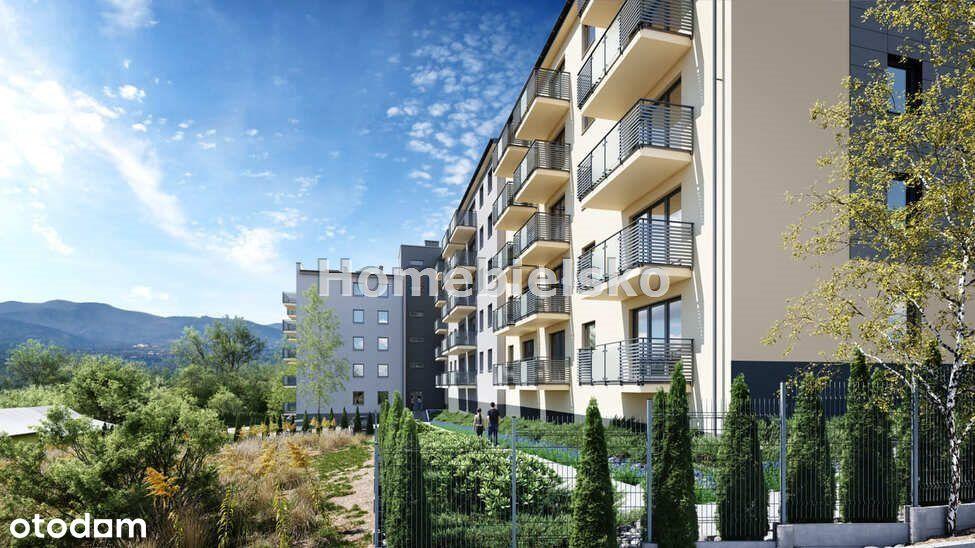 Nowe mieszkanie z widokiem na góry Złote Łany