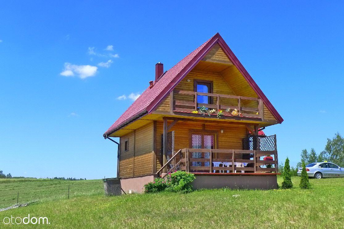 Jeleniewo - dom w Suwalskim Parku Krajobrazowym