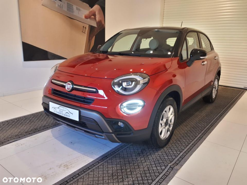 Fiat 500X City Cross 1.0 GSE 120KM 2020r