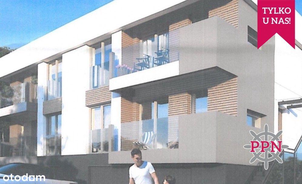 Piękne mieszkania o pow. ok. 76 m2.
