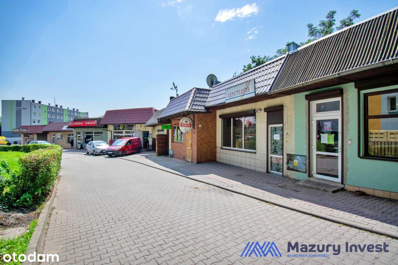 Lokal handlowo-usługowy przy ul. Nauczycielskiej