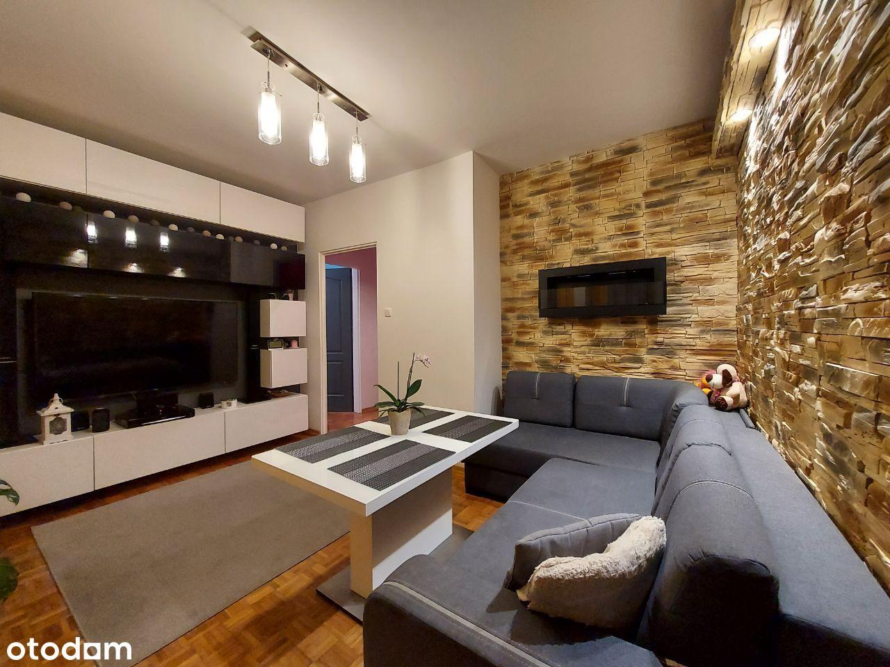 Mieszkanie Na Skarpie, 3-pokoje, 62.40 m. kw.!
