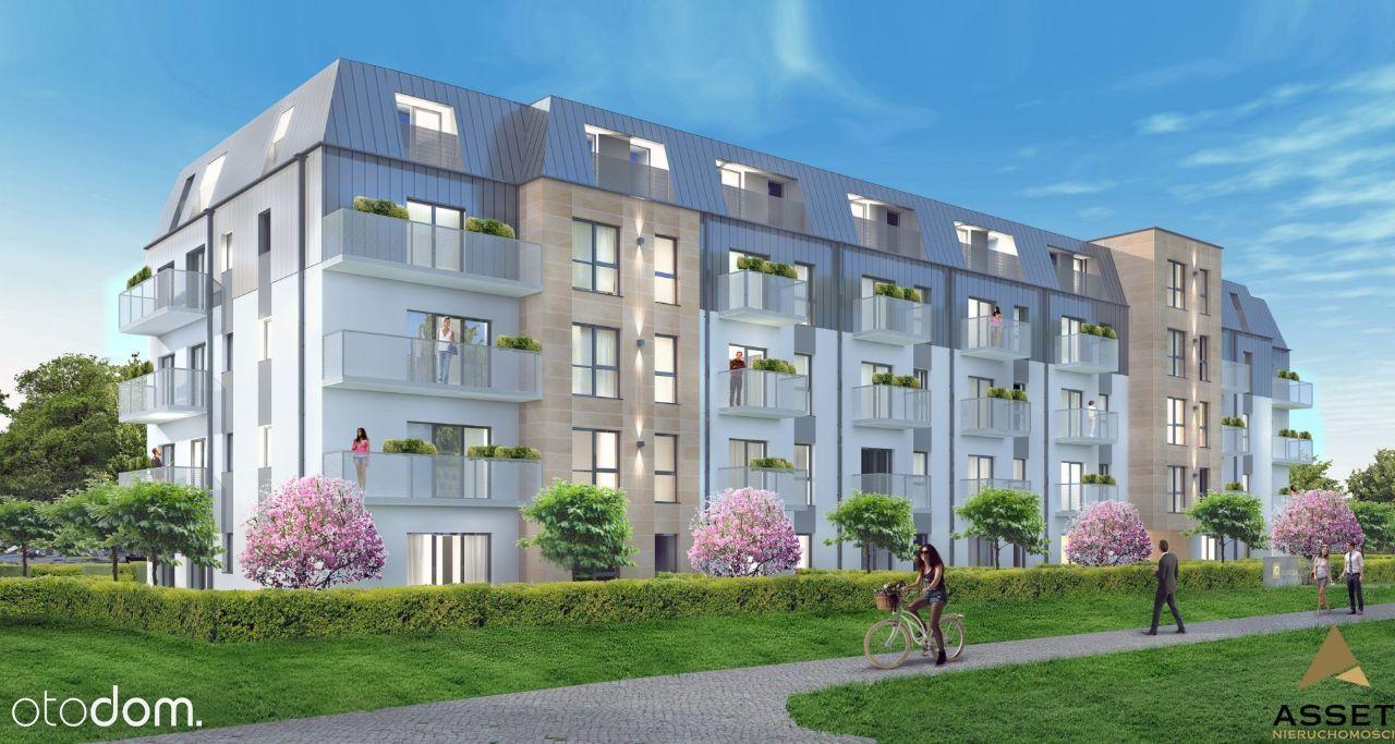 Apartamenty Duńska etap I – gotowe mieszkania