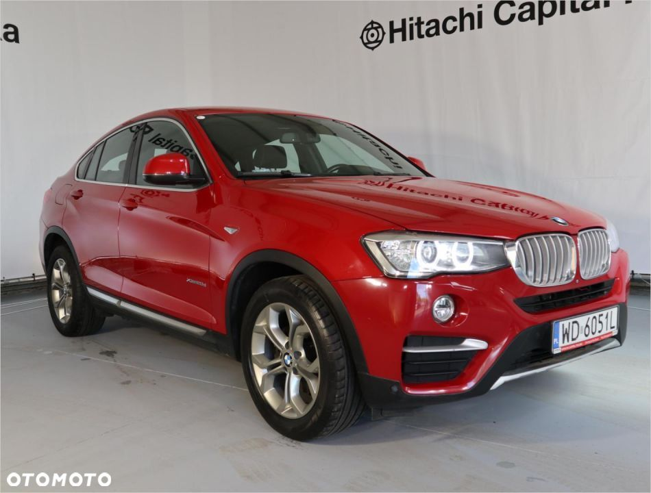 BMW X4 f26 xdrive 20d steptronic - 5