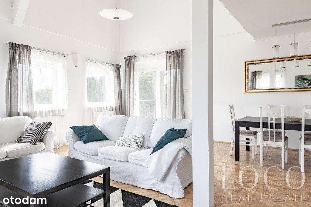Ogromny, komfortowy apartament na Mokotowie!