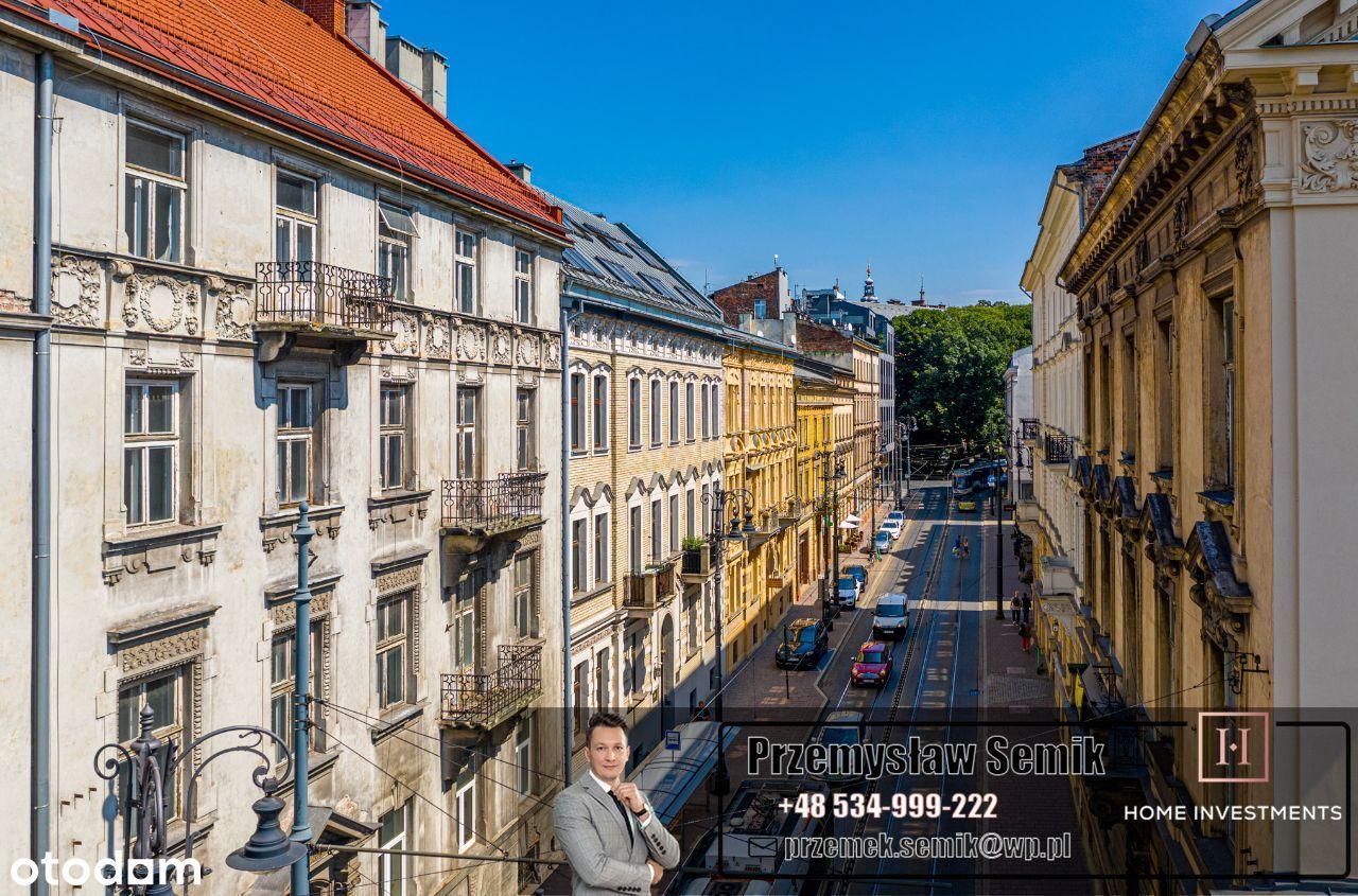 Piękny apartament w samym sercu Krakowa!
