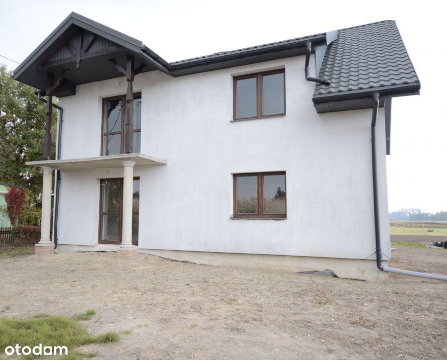 Dom w stanie deweloperskim Płoskie