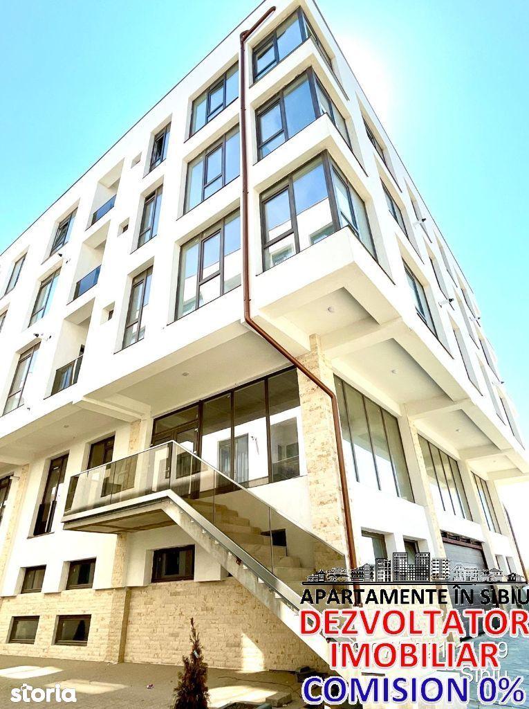 Azure Residence Sibiu -Apartament cu 2 camere ,str.Doamna Stanca