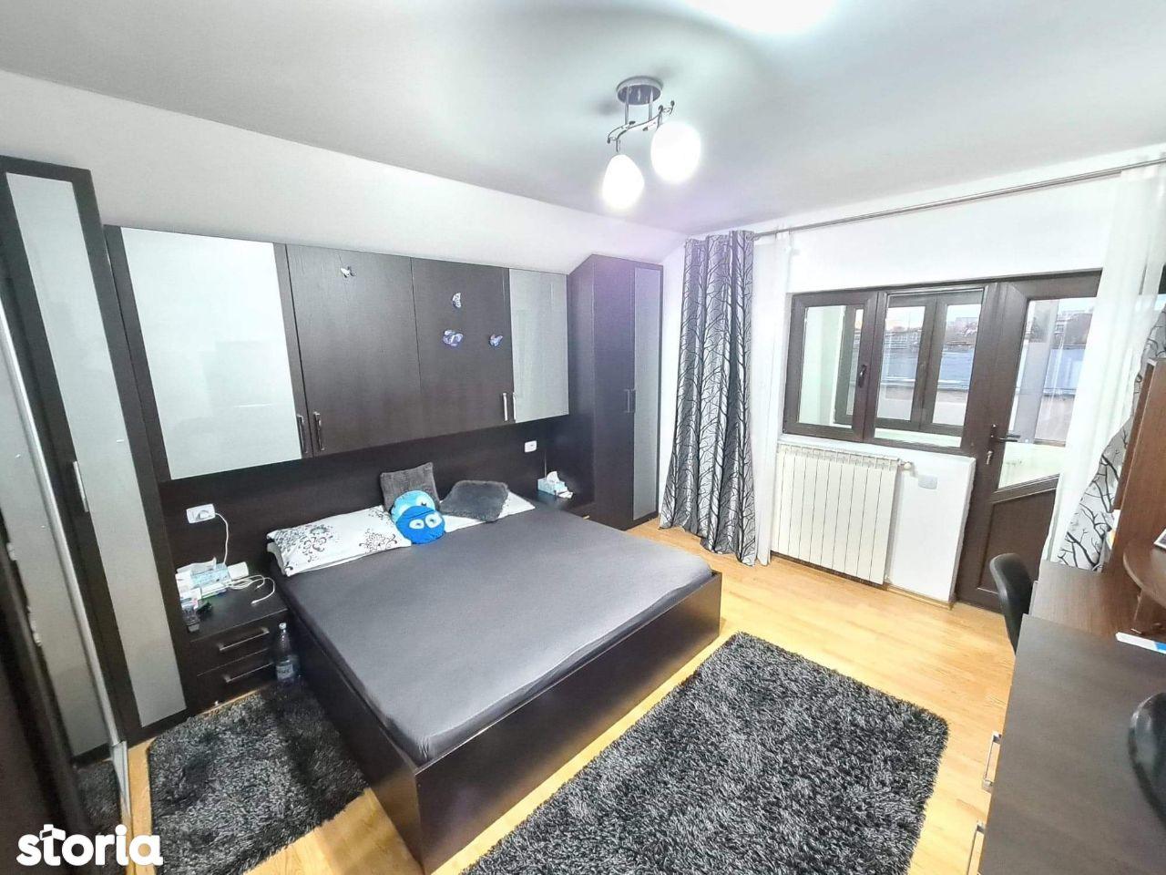 Apartament cu 3 Camere Decomandat Complet Mob si Utilat / 96 mp utili!