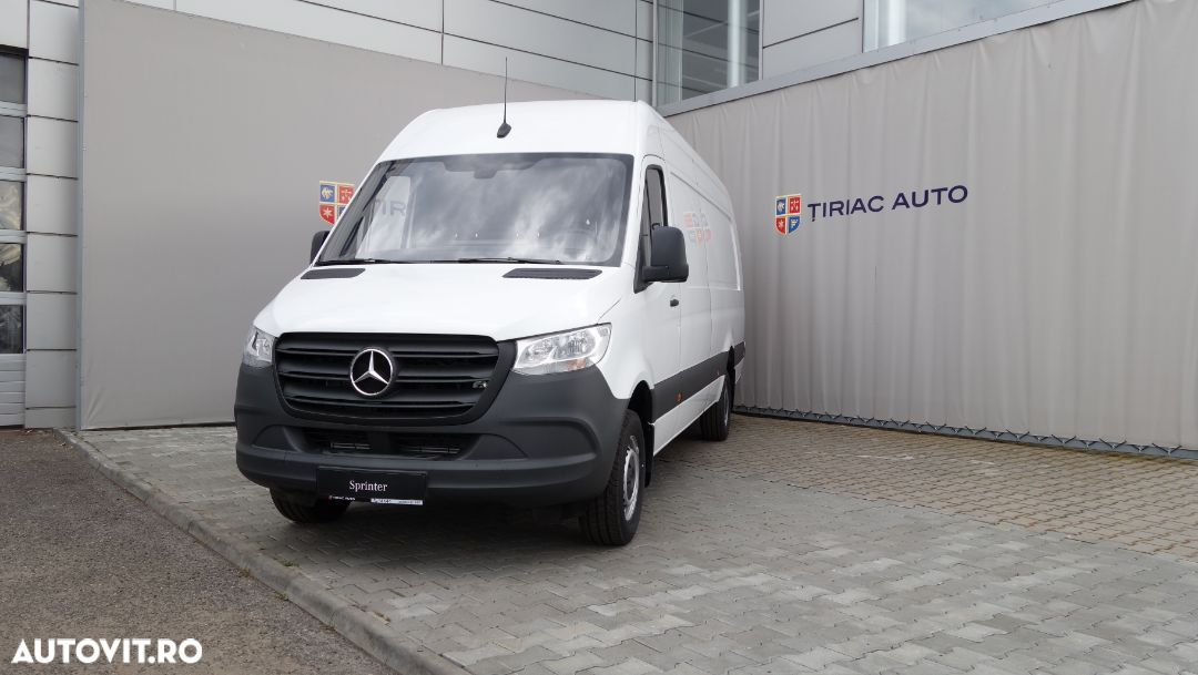 Mercedes-Benz Sprinter 316 KA - 1