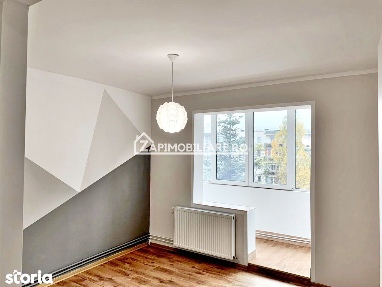 Apartament 2 camere renovat, decomandat, Tudor, confort 1