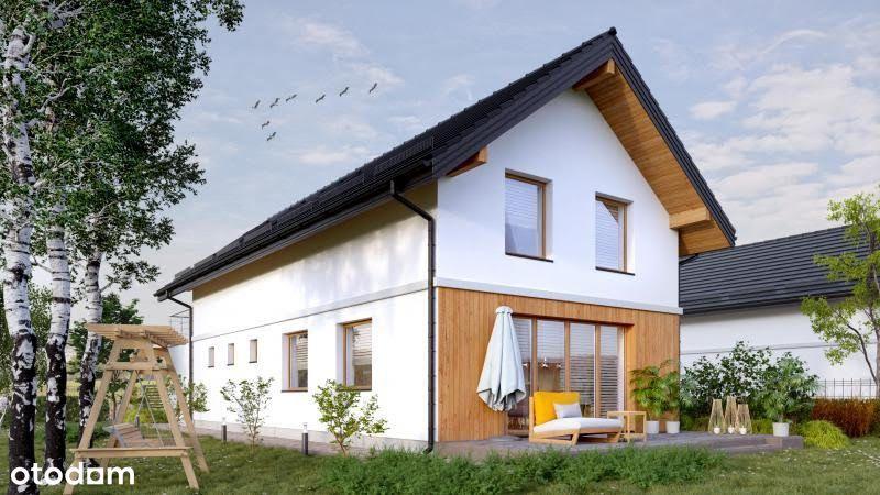 Dom wolnostojący w Inwestycji Happy Homes 2A