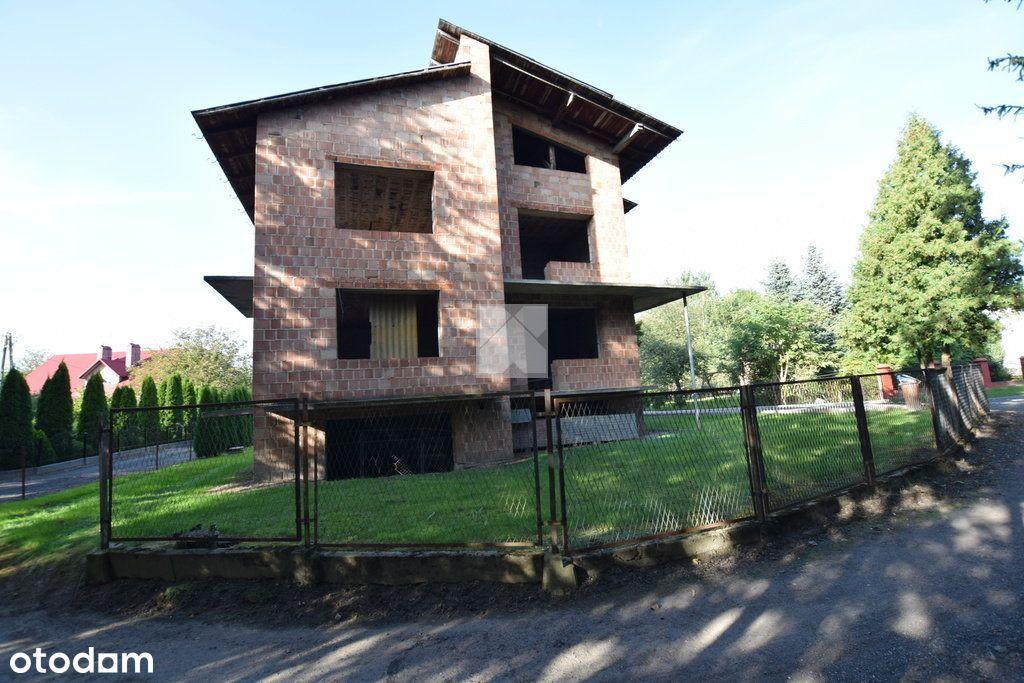 Gorliczyna - dom rodzinny do wykończenia