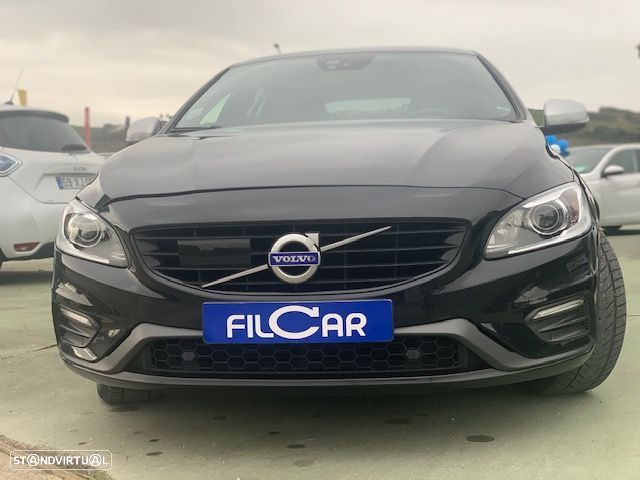 Volvo V60 Cross Country 2.4 d r-design twin engine d6 - 3