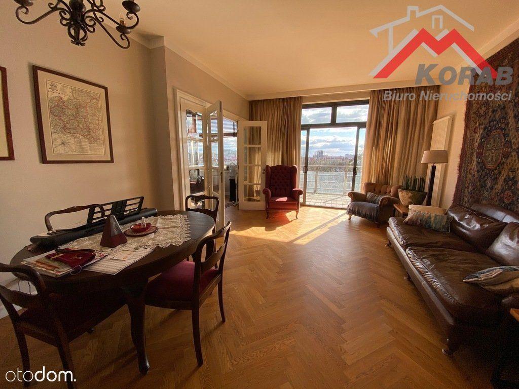 Apartament 120 m2 Podchorążych