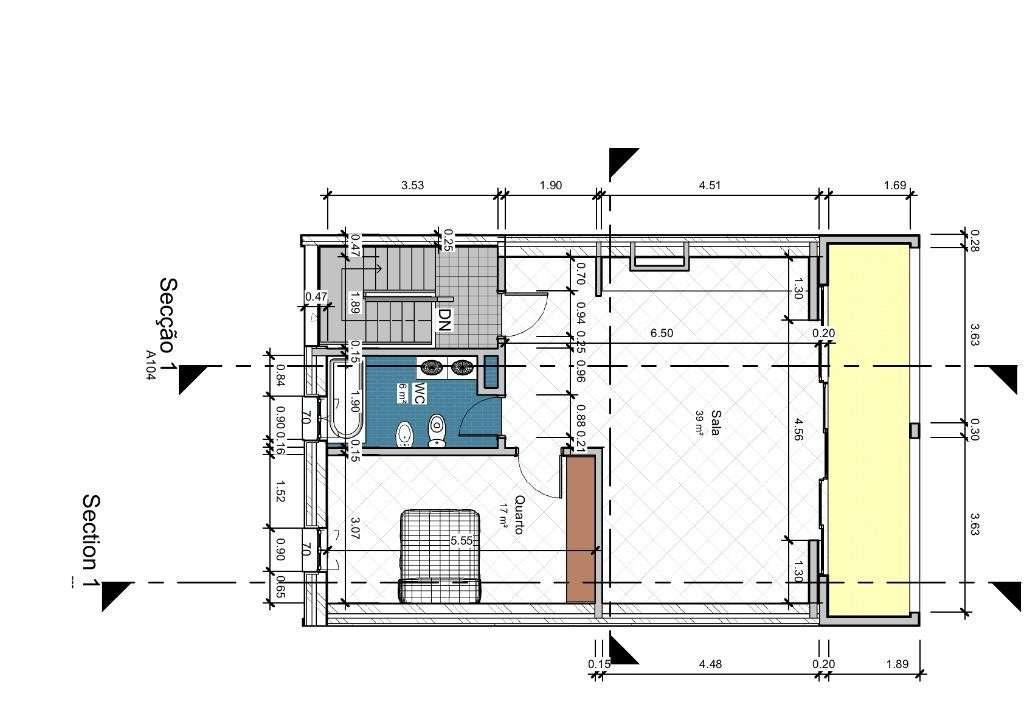 Apartamento para arrendar, Oeiras e São Julião da Barra, Paço de Arcos e Caxias, Lisboa - Foto 10