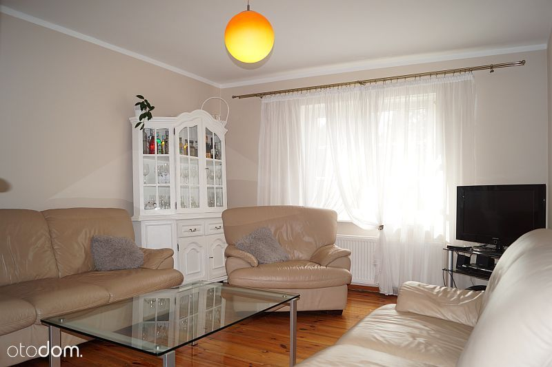 Mieszkanie 2 pok. na parterze w Lubaniu z GARAŻEM